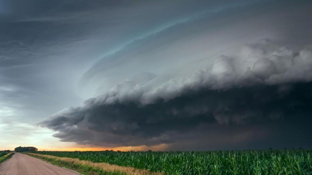 Ominous cloud